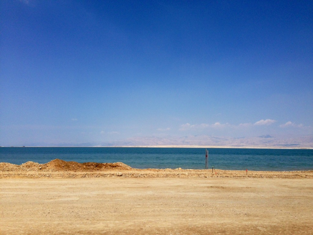 Dead Sea.