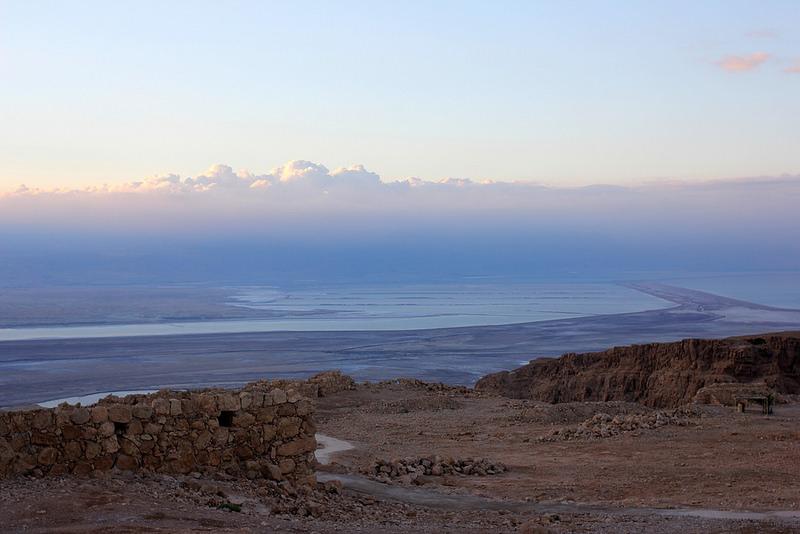 Pre-dawn ridge.